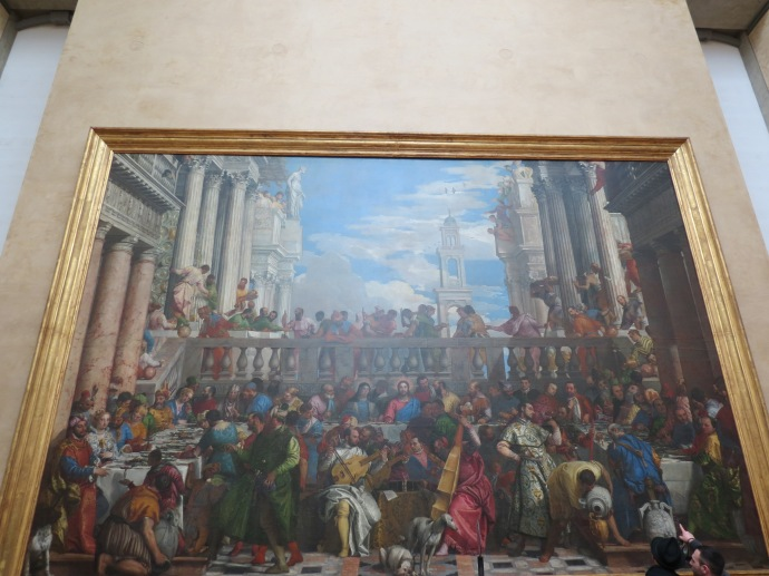 The Wedding at Cana by Paolo Veronese