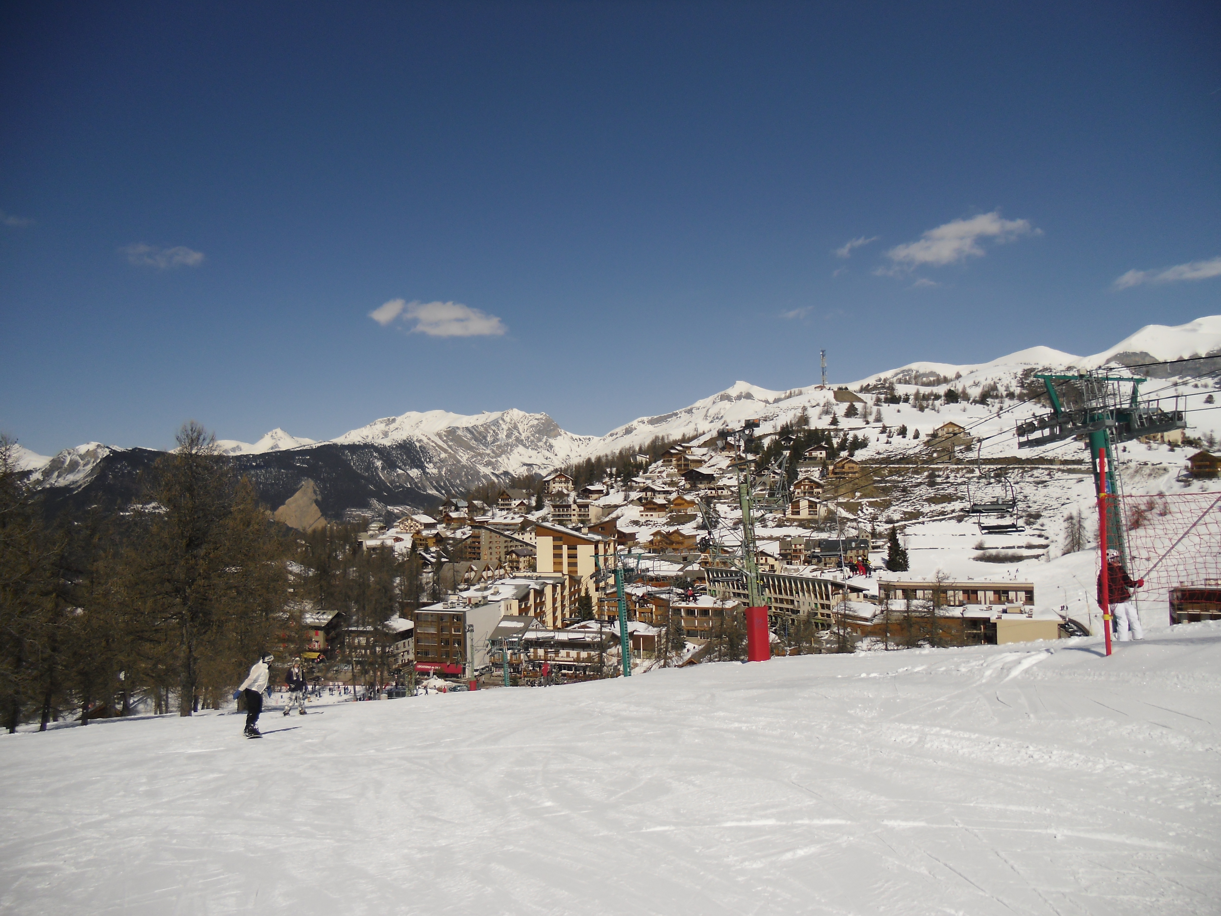 Skiing in the cote d azur valberg and isola 2000 la vie de kelsey - Office de tourisme d isola 2000 ...